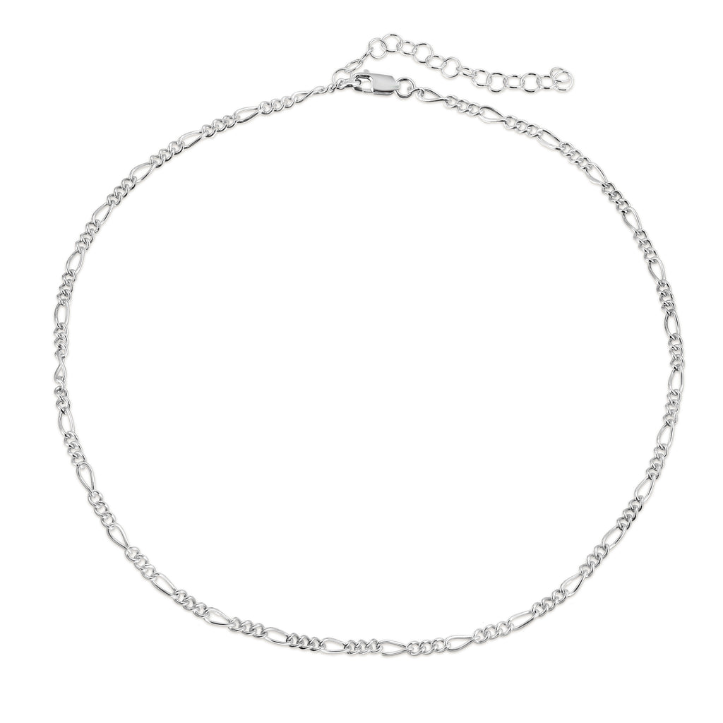 VIRGAN SILVER CHOCKER