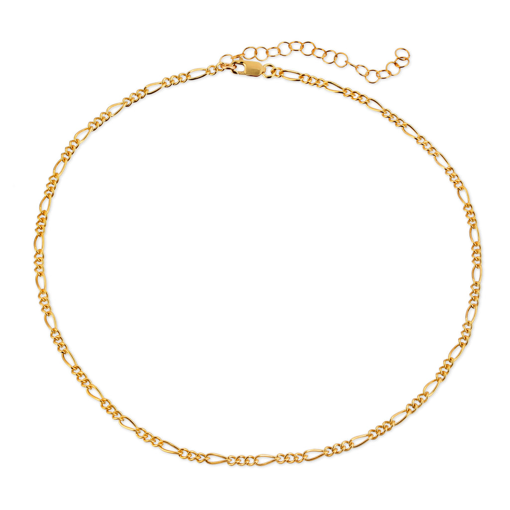 VIRGAN GOLD CHOCKER