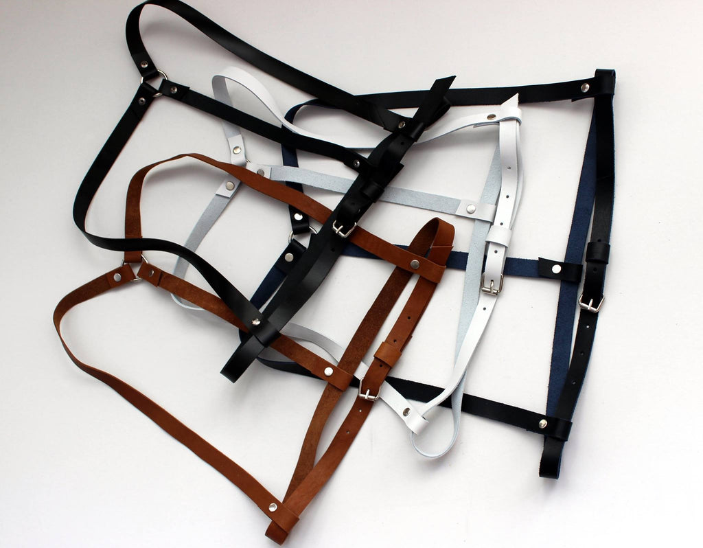Harness belts
