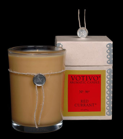 Votivo Candle- #96 Red Currant