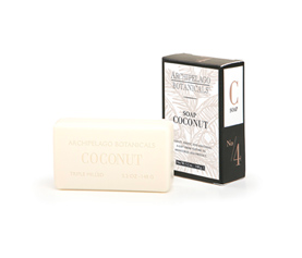 Archipelago Coconut Bar Soap- 5.2oz