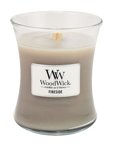 Woodwick Candle- Fireside