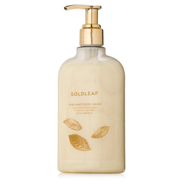 Thymes Goldleaf Body Wash- 9.5oz