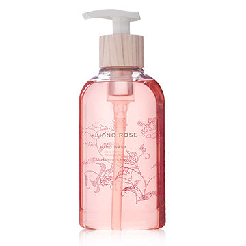 Thymes Komono Rose - Liquid Hand Wash- 8.25 oz
