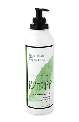 Archipelago Morning Mint Body Lotion- 17oz