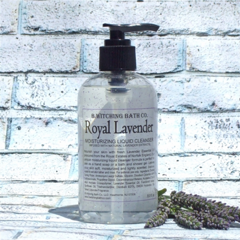 B. Witching Liquid Cleanser - Royal Lavender - 8oz