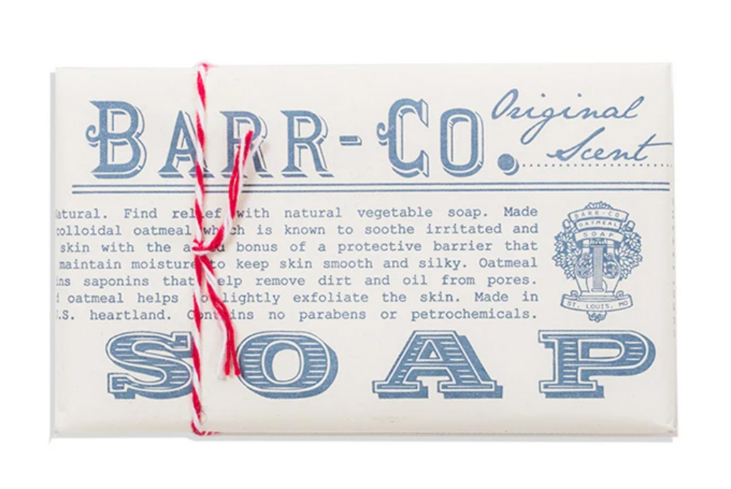 Barr Co. Bar Soaps - Original - 6oz