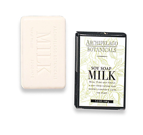 Archipelago Soy Milk Bar Soap- 5.2oz
