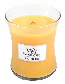 Woodwick Candle- Seaside Mimosa