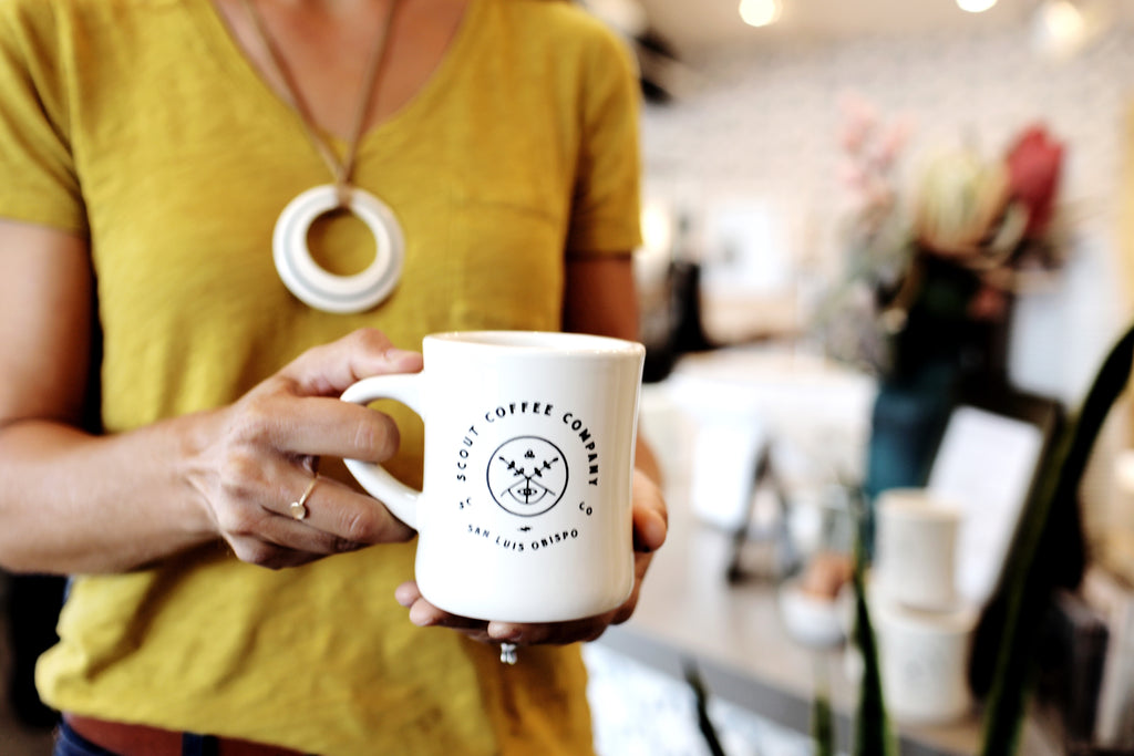 Scout Coffee Eye Diner Mug