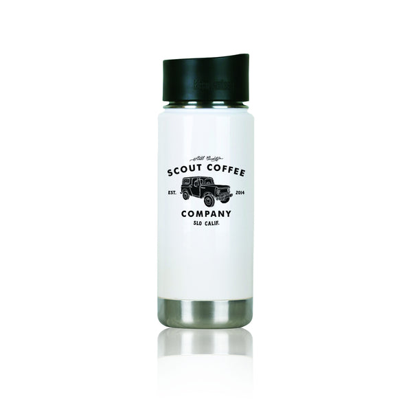 Scout Coffee Klean Kanteen -- International Scout