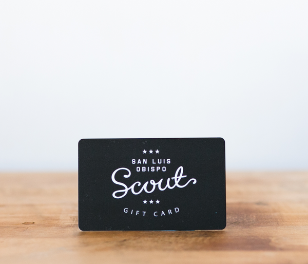 Scout Coffee Gift Card