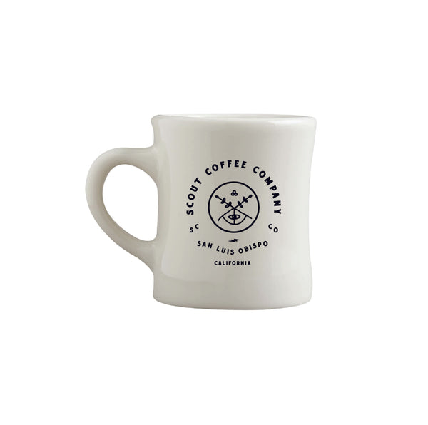 Scout Coffee Diner Mug