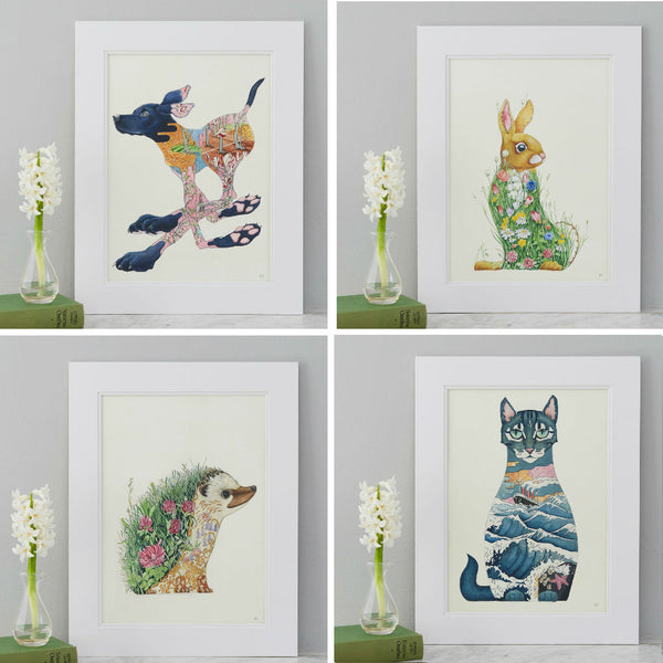 DM Collection animal art products
