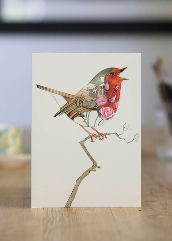 Robin Greetinsgs Card The DM Collection