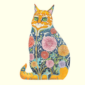 Ginger Tom - Print - The DM Collection