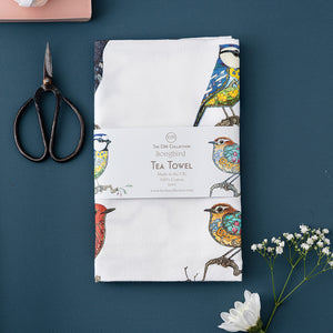 Tea Towel - Songbird - The DM Collection