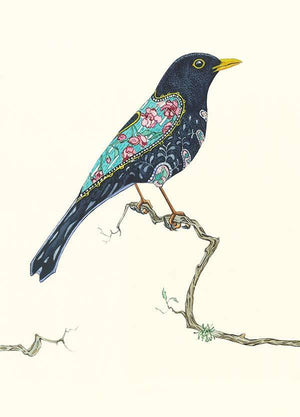 Blackbird - Card