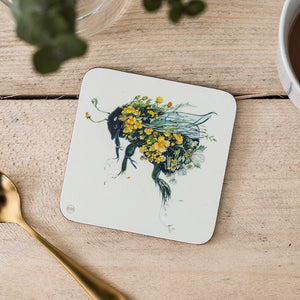 Bumblebee - Coaster - The DM Collection