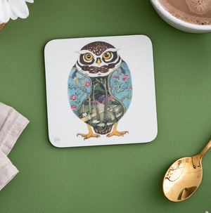 Little Owl - Coaster