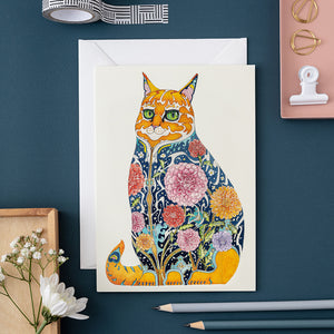 Ginger Tom - Card - The DM Collection