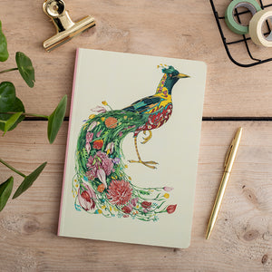 Perfect Bound Notebook - Bird of Paradise