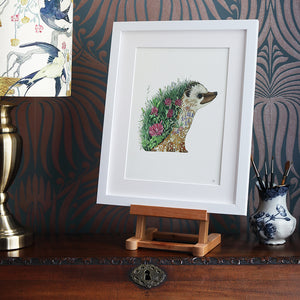 Hedgehog - Print - The DM Collection