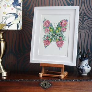 Butterfly  - Print - The DM Collection