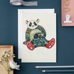 Panda - Card - The DM Collection