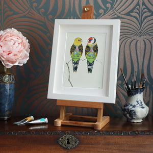 Goldfinches - Print