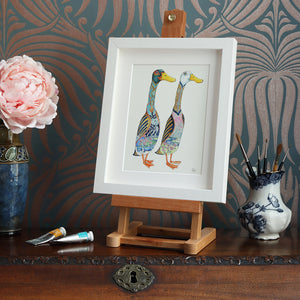 Runner Ducks - Print - The DM Collection