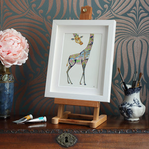 Giraffe - Print - The DM Collection