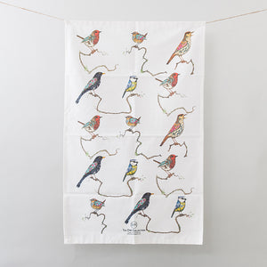 Tea Towel - Songbird