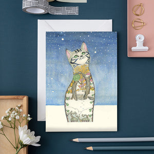 Snowy Christmas Card Pack