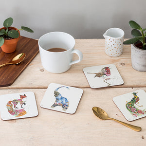 Lovebirds Coaster