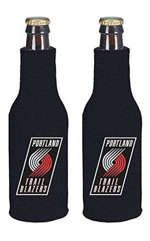 Portland Trail Blazers Official NBA Koozie Cooler 2-pack