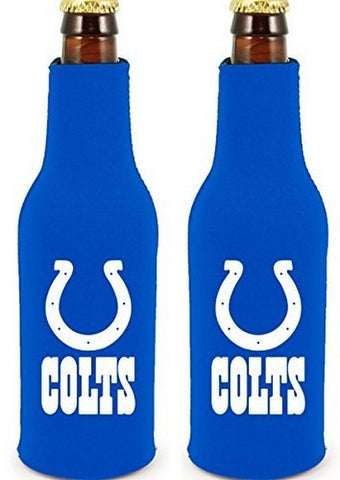 Indianapolis Colts Official NFL Koozie Cooler 2-pack