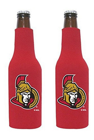 Ottawa Senators Official NHL Koozie Cooler 2-pack