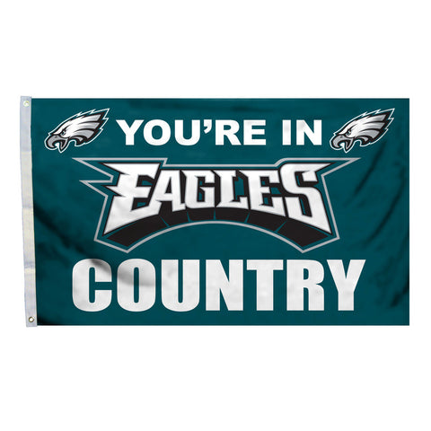 Philadelphia Eagles Country 3X5 Flag