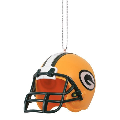Green Bay Packers NFL ABS Helmet Ornament