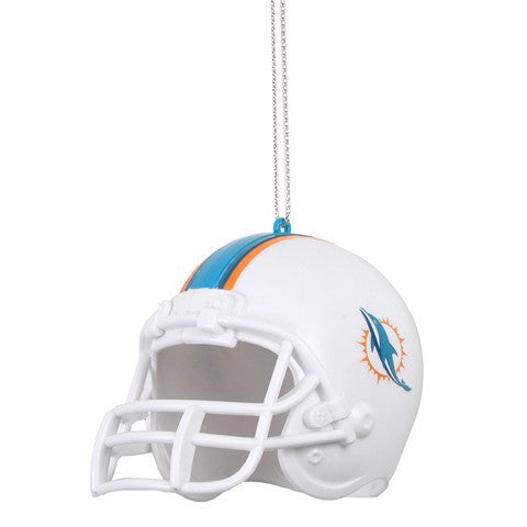 Miami Dolphins NFL ABS Helmet Ornament
