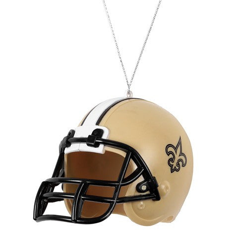 New Orleans Saints NFL ABS Helmet Ornament