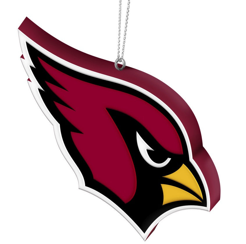 Arizona Cardinals  Official NFL Resin Logo Ornament