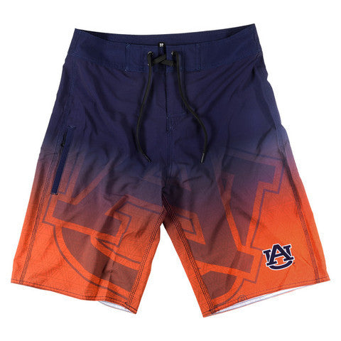 Auburn Tigers Official NCAA Board Shorts