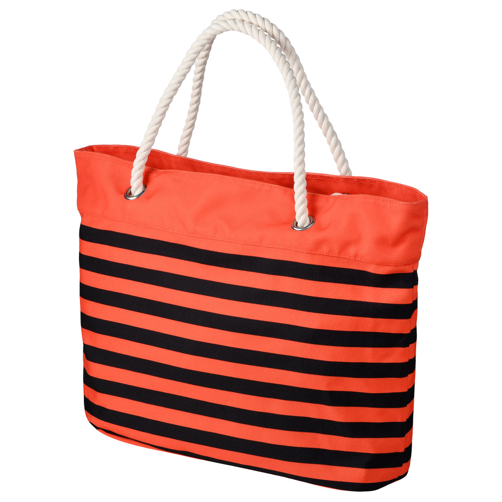 San Francisco Giants Official MLB Nautical Stripe Tote Bag