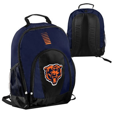 Chicago Bears Official NFL Prime Time Backpack