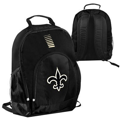 New Orleans Saints Official NFL Prime Time Backpack