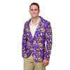 Official NFL Reapeat Logo Ulgy Business Jacket - Choose Your Team