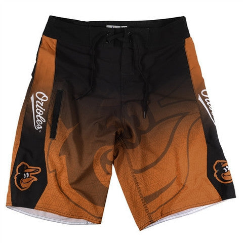 Baltimore Orioles Official MLB Board Shorts