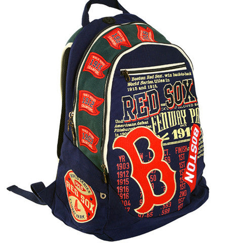 Boston Red Sox Historic MLB BackPack
